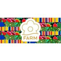 Mine Saia Farm Modelo Diferente Tamanho M