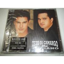 Cd - Zezé Di Camargo E Luciano 2005