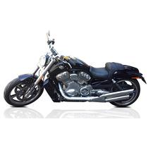 Ponteira Sport Cromo Harley V-rod Muscle Hurricane Evolution