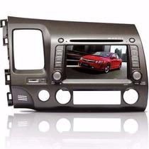 Central Multimídia Hbo-8811ho P/ Honda Civic 2010/2011