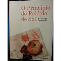 Livro: Taniguchi - Princípio Do Relógio De Sol Seicho-no-ie