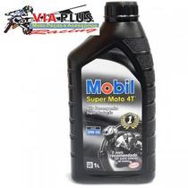 Óleo Mobil Super Moto 4t 20w50 10 Litros