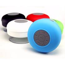 Caixa Prova D Agua Som Bluetooth Banheiro Atende Maos Livres