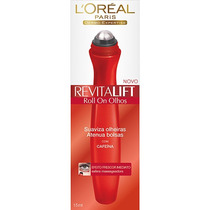 Suavizador De Olheiras Roll On Revitalift 15 Ml L