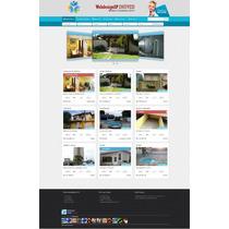 Site Imobiliária Completo Com Versão Para Celular