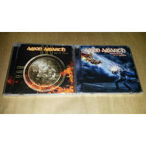Amon Amarth - 2 Cds Lacrado - Fate Of Norns - Deceiver