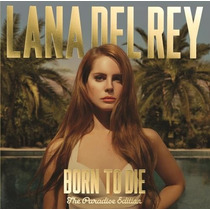 Lana Del Rey - Born To Die - The Paradise Edition - 2 Cds