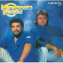 Cd - Matogrosso & Mathias: Canto Da Paz