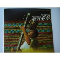 Lp - The Genius Of Ravi Shankar - Zerado - Frete R$ 8,00