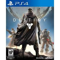 Destiny Ps4 Primária + Bônus Pré Código Psn Envio Imediato
