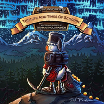 Cd Tuomas Holopainen - The Life And Times Of Scrooge