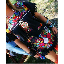 Belíssimo Vestido Mexicano ;)