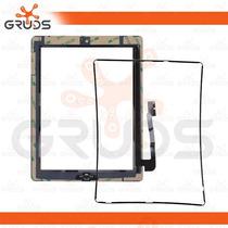 Kit Tela Touch Completo Ipad 3 Home + Frame Borda Acabamento