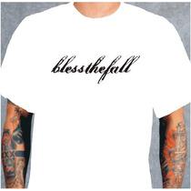 Camiseta Blessthefall Branca
