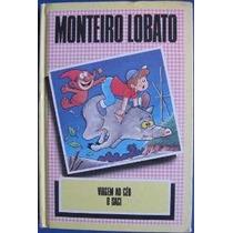 Viagem Ao Céu E O Saci, Monteiro Lobato