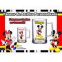 50 Canecas Acrílico Personalizada - Mickey E Minnie 300ml