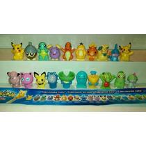 Kinder Ovo - Coleção Completa - Pokemon (dolci Preziosi)