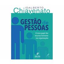 Gestão De Pessoas - Idalberto Chiavenato - 4 Edição