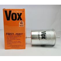 Fs01/1 - Filtro Combustivel Vw Gol 2.0 89/97 - Santana Ex 89
