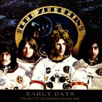 Cd Led Zeppelin Early Days The Best Of Volume One (impor)