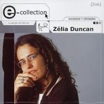 Zélia Duncan - E-collection ( Duplo / Lacrado )