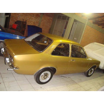 Chevette 1978 Placa Preta