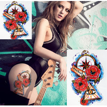 Tatuagem Temporária Tattoo - Frete Grátis - Pronta Entrega
