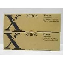 Toner Xerox Workcentre Faxcentre Pro 735 745 106r00373