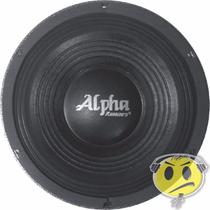 Alto Falante Alpha Khromus 18 Alpha 1200w 4r Loja Kadu Som