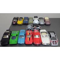 Lote 15 Carros Miniaturas Anos 80 / 90 Raridade!!!