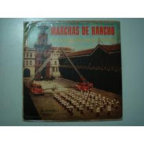 Lp Marchas De RanchoBanda Do Corpo De Bombeiros Do Distrito