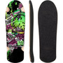 Shape De Skate Longboard Cruiser Never Summer - Assault 32