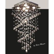 Lustre De Cristal Egípcio Asfour E375 - Cristais Autênticos