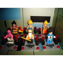 Dragon Ball Blocos De Montar Compatível Com Lego