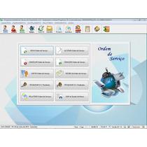 Software Para Assistência Técnica Com Ordem De Serviço V1.0