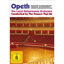 Dvd Opeth Concert At Royal Albert Hall [eua] Duplo Lacrado