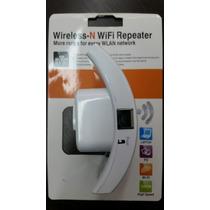Extensor Repetidor Sinal Wifi Internet Sem Fio