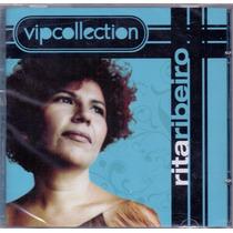 Cd Rita Ribeiro - Vip Cllection - Novo***