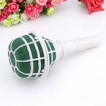 Suporte Bouquet Buquê De Noiva Com Espuma Floral