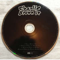 Cd Charlie Brown Jr Single Promocional Dado Por Chorão Skate