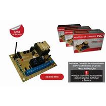 Placa Central Motor Portão Universal Completa - Kit 3 Peças