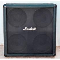 Marshall Jcm 600 Caixa 4x10 Para Guitarra