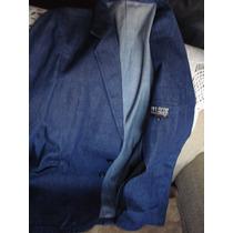 Blazer Jeans Renner Design Gg 54-excelente Estado