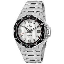 Relógio Bulova Marine Star Masculino 98b162 Em 12x Sem Juros