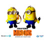 Chaveiro Minions Meu Malvado Favorito Som E Led I Love You