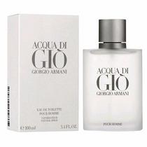Perfume Acqua Di Gio 100ml Original E Lacrado (promoção)