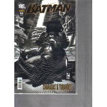 Batman Nº 65 - Charadas E Tubrães - Dc - Panini Comics
