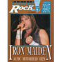 Iron Maiden Ac/dc Motorhead E Ozzy Osbourne - Revista Pôster