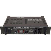 Amplificador Potencia Ciclotron W Power Ii 4500ab