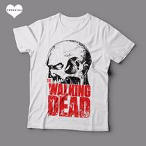 Camiseta The Walking Dead Feminina
